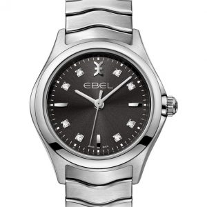 Ebel Wave Lady 1216316 Quarz Damenuhr