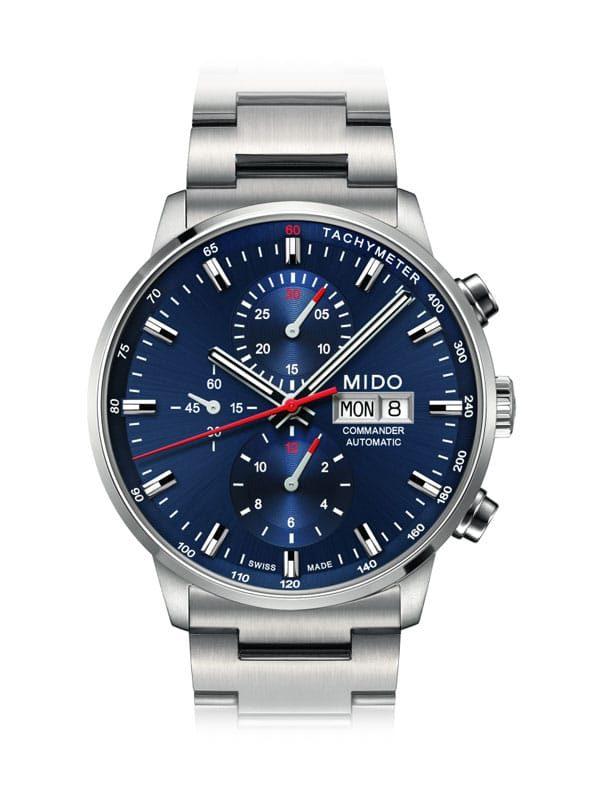 Mido Commander II Chronograph M016.414.11.041.00 Automatik