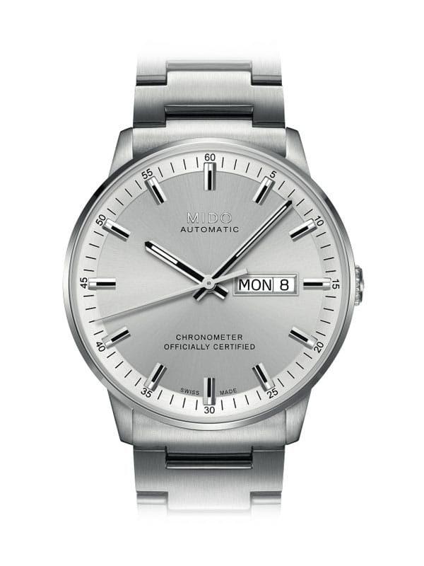 Mido Commander II Chronometer M021.431.11.031.00 Herrenuhr