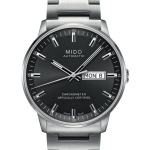 Mido Commander II Chronometer M021.431.11.061.00 Herrenuhr