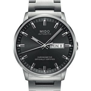 Mido Commander II Chronometer M021.431.11.061.00 Herrenuhr