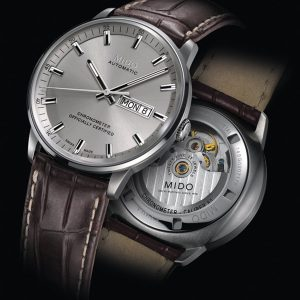 Mido Commander II Chronometer M021.431.16.071.00 Herrenuhr