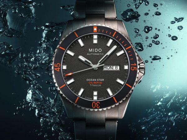 Mido Ocean Star M026.430.44.061.00 Automatik Titanium