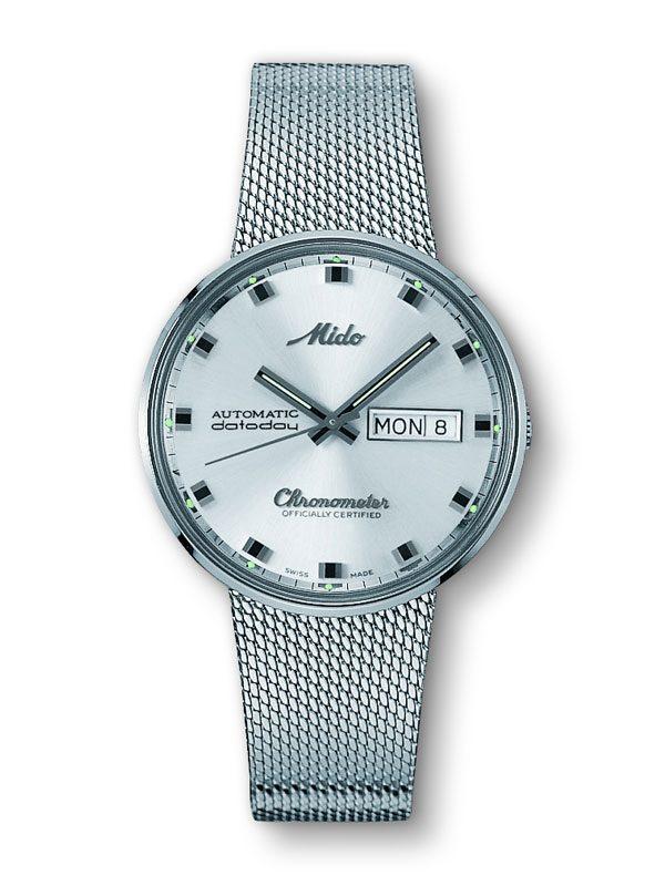 Mido Commander 1959 Chronometer M8429.4.C1.11, M8429.4.C1.1
