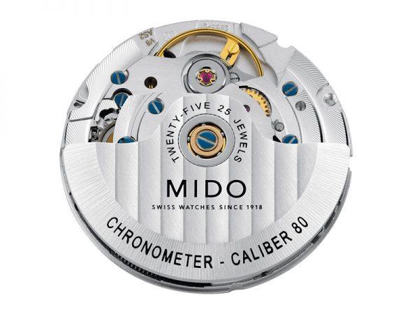 Mido Caliber 80 COSC Chronometer