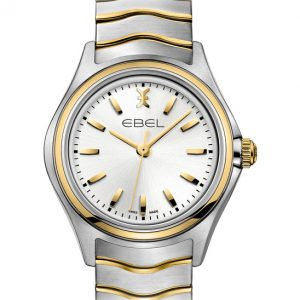 Ebel Wave Lady 1216195 Quarz Damenuhr