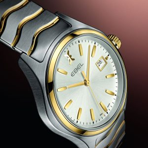 Ebel Wave Gent 1216202 Quarz Herrenuhr