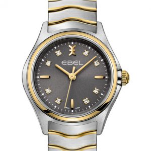 Ebel Wave Lady 1216283 Quarz Damenuhr