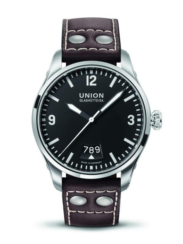 Union Glashütte Belisar Pilot Datum D002.607.16.057.00