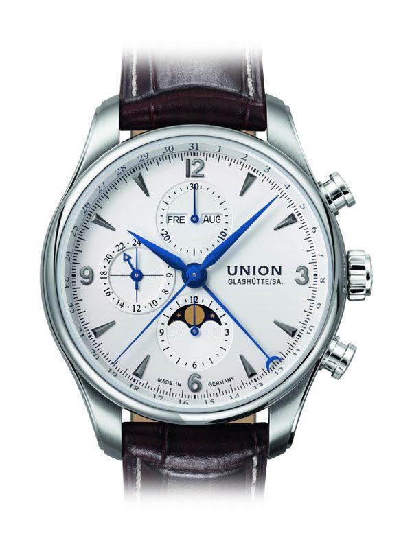 Union Glashütte Belisar Chronograph Mondphase D009.425.16.017.00