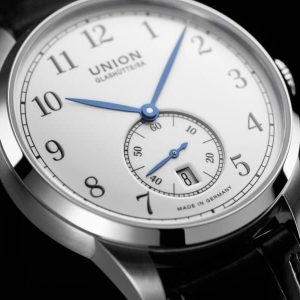 Union Glashütte 1893 kleine Sekunde D010.428.16.017.00 Herrenuhr