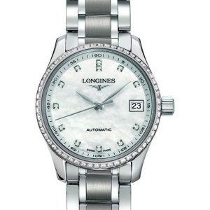 The Longines Master Collection L2.128.0.87.6 Damenuhr
