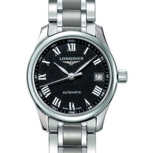 The Longines Master Collection L2.128.4.51.6 Damenuhr