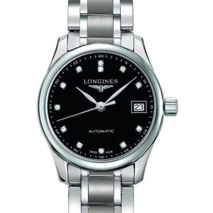 The Longines Master Collection L2.128.4.57.6 Damenuhr