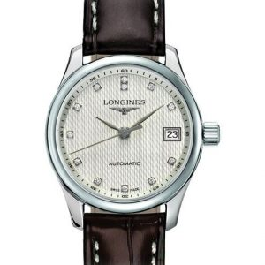 The Longines Master Collection L2.128.4.77.3 Damenuhr