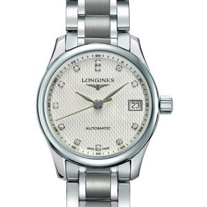 The Longines Master Collection L2.128.4.77.6 Damenuhr