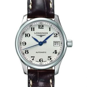 The Longines Master Collection L2.128.4.78.3 Damenuhr