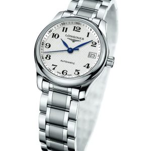 The Longines Master Collection L2.128.4.78.6 Damenuhr