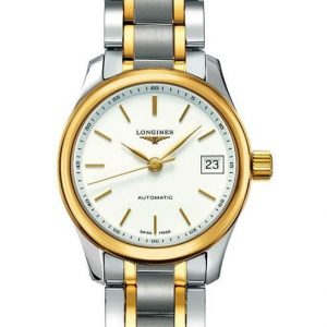 The Longines Master Collection L2.128.5.12.7 Damenuhr