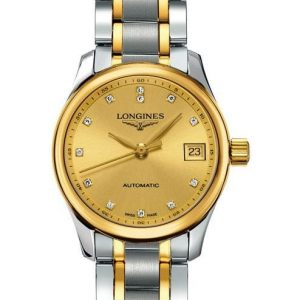The Longines Master Collection L2.128.5.37.7 Damenuhr
