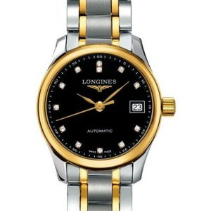 The Longines Master Collection L2.128.5.57.7 Damenuhr