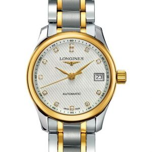 The Longines Master Collection L2.128.5.77.7 Damenuhr