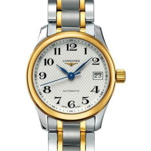 The Longines Master Collection L2.128.5.78.7 Damenuhr