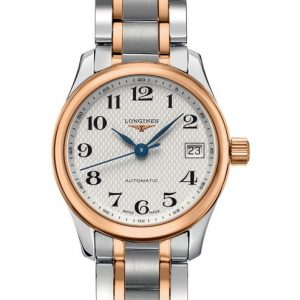 The Longines Master Collection L2.128.5.79.7 Damenuhr