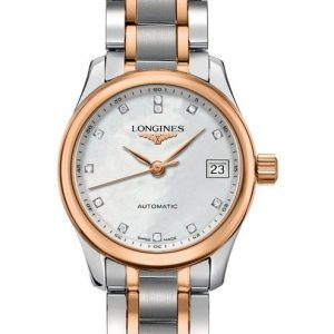 The Longines Master Collection L2.128.5.89.7 Damenuhr