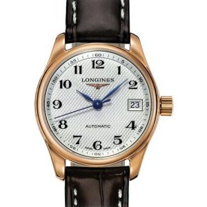 The Longines Master Collection L2.128.8.78.3 Damenuhr