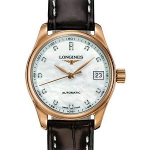The Longines Master Collection L2.128.8.87.3 Damenuhr