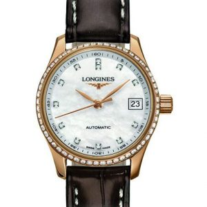 The Longines Master Collection L2.128.9.87.3 Damenuhr