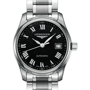 The Longines Master Collection L2.257.4.51.6 Damenuhr