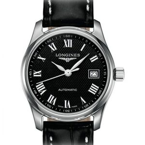 The Longines Master Collection L2.257.4.51.7 Damenuhr