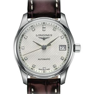 The Longines Master Collection L2.257.4.77.3 Damenuhr