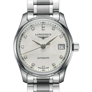 The Longines Master Collection L2.257.4.77.6 Damenuhr