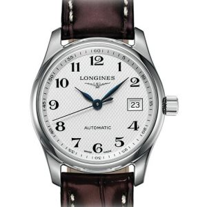 The Longines Master Collection L2.257.4.78.3 Damenuhr