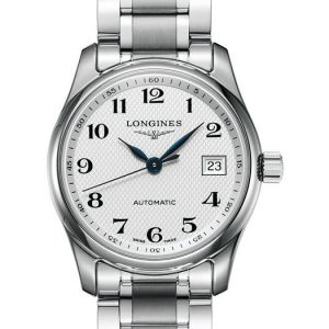 The Longines Master Collection L2.257.4.78.6 Damenuhr