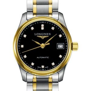 The Longines Master Collection L2.257.5.57.7 Damenuhr