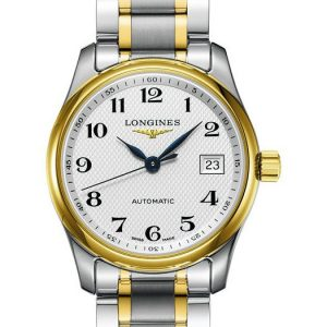 The Longines Master Collection L2.257.5.78.7 Damenuhr