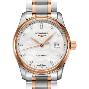 The Longines Master Collection L2.257.5.89.7 Damenuhr