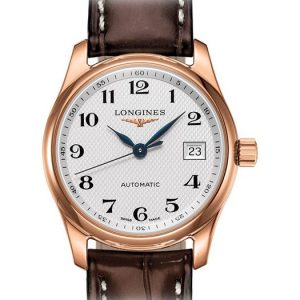 The Longines Master Collection L2.257.8.78.3 Damenuhr