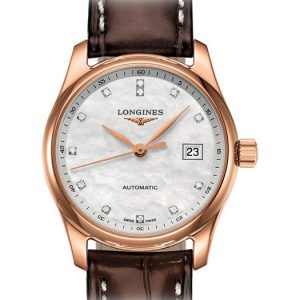 The Longines Master Collection L2.257.8.87.3 Damenuhr