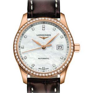 The Longines Master Collection L2.257.9.87.3 Damenuhr