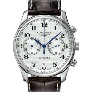 The Longines Master Collection L2.629.4.78.3 Chronograph