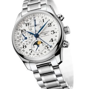 The Longines Master Collection L2.673.4.78.6 Chronograph Mondphase