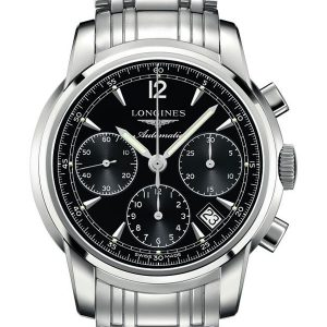 The Longines Saint-Imier Collection L2.752.4.52.6 Chronograph