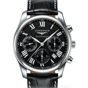The Longines Master Collection L2.759.4.51.7 Chronograph
