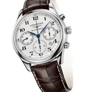 The Longines Master Collection L2.759.4.78.3 Chronograph