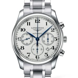 The Longines Master Collection L2.759.4.78.6 Chronograph